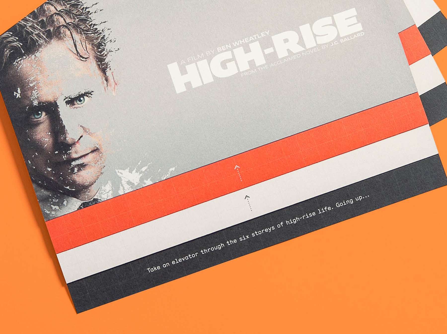 High-Rise | Evan Lelliott | Freelance Graphic Designer based in London